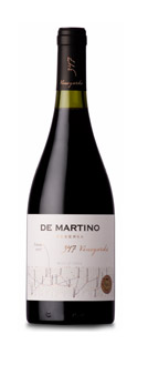 Viña De Martino 347 Vineyards Syrah 2007